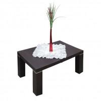 Обеденный стол 78х53 см, высота ножек 46 см